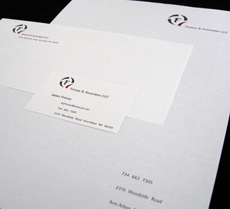 Frenza & Associates LLC Identity Package