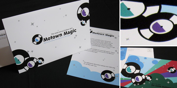 Motown Magic Event Materials